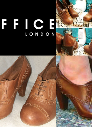 Туфли оксфорды Office London p.37 Португалия