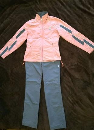 Спортивный костюм размер с