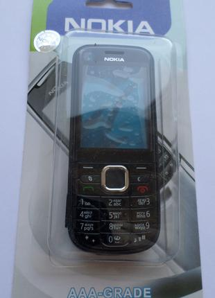 Корпус Nokia 6720c Black Супер качество