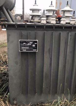 Продам б/у Силовой Трансформатор ГОСТ 11677-85
