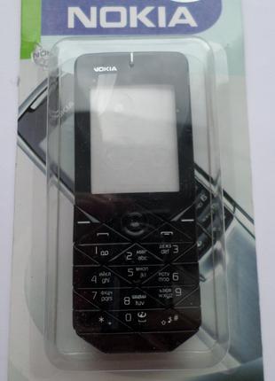 Корпус Nokia 7500 черный+клавиатура Супер качество
