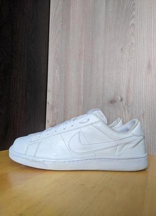 Кроссовки кожаные nike tennis classic cs