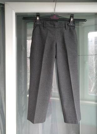"""Брюки штаны классические """"m&s"""" р.104 мальчику 3-4г, школьные, ..."""