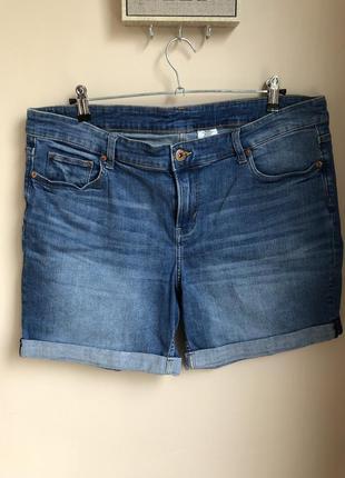 Шорты джинсовые мужские шорти чоловічі