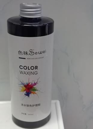 Перманентная крем-краска для волос.