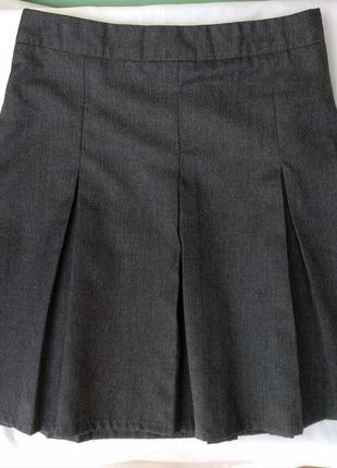Школьная юбка george р.110-116 девочке 6лет, 1 класс, школьная...