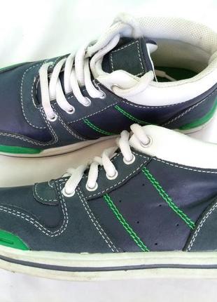 Немецкие ботинки разм.30 мальчику демисезон, высокие кроссовки...