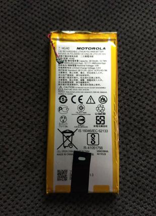 Аккумулятор Motorola HG40 АКБ батарея Moto g5 plus xt1687