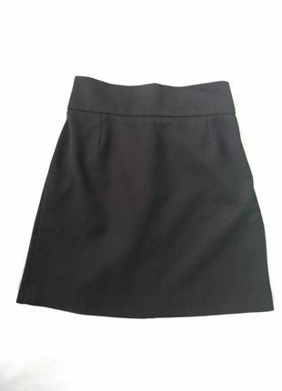 Школьная юбка m&s р.116 девочке 6лет, 1 класс, школьная форма