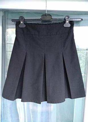 Школьная юбка tu р.140 девочке 10лет, школьная форма