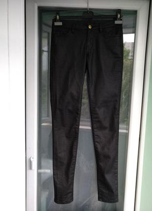 Узкие джинсы стрейчевые vila разм.xs/s женские, девочке штаны ...