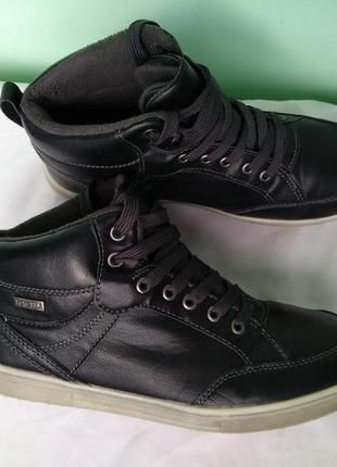 Термо-ботинки р.39 tentex германия мужские подростку зимние кр...