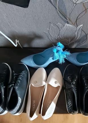 Новая Обувь одним лотом