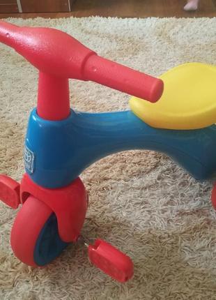 Трехколесный детский велосипед Bambi 601S