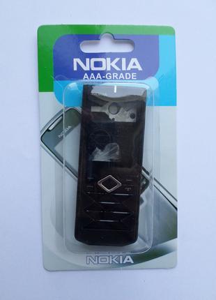 Корпус Nokia 7900 черный+клавиатура Супер качество