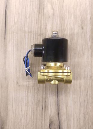 Клапан электромагнитный прямого действия 1/2 12 вольт
