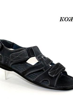 Кожаные мужские сандалии b1401-3b