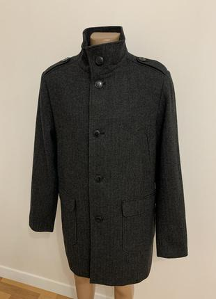Мужское пальто zalando оригинал l