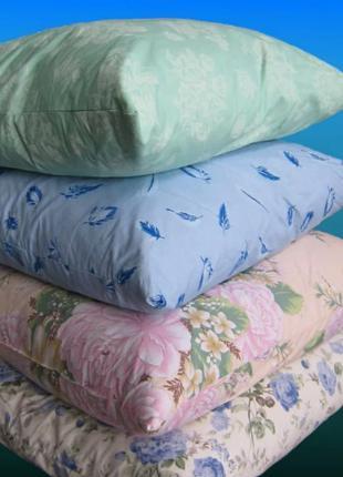 Подушка силикон 60х60