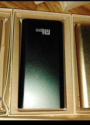 Зарядное устройство Xiaomi Power bank Mi Slim 20800mAh