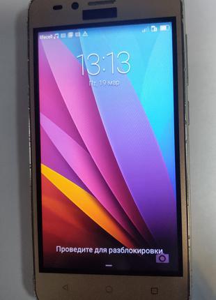 Телефон Huawei Y3 II (LUA-U22)