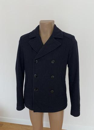 Шикарное брендовое пальто пиджак scotch&soda