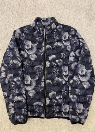 Куртка пуховик микропуховик everest рози оригинал