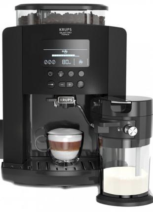 Кофеварка Krups Arabica Latte EA 819N
