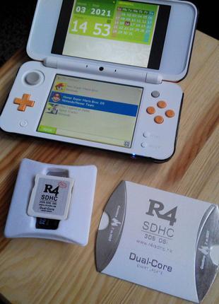 R4 Флеш картридж 2021 игра Nintendo DS Lite 3DS 2DS XL DSi New