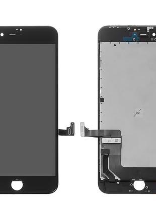 Дисплей iPhone 8 Plus с сенсором черный