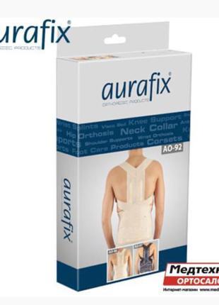 Коректор постави Aurafix Корректор осанки с 2 ребрами жесткости А