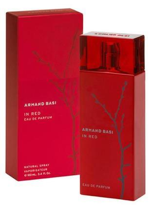 Armand basi in red eau de parfum парфюмированная вода,100мл ор...