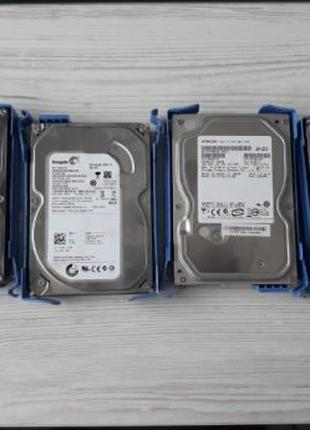 Винчестер жесткий диск HDD 3.5 320GB 500GB 1TB для компьютера