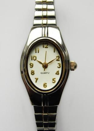 Geneva часы из сша браслет twist-o-flex механизм japan miyota