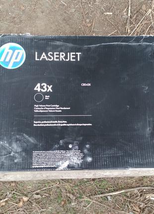 Картридж HP C8543X Серія (43X)