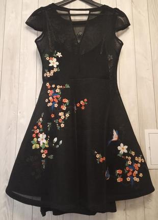 Платье guess, оригинал, размер м