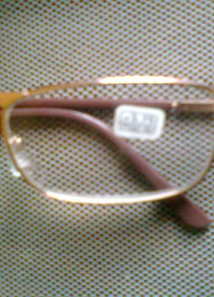 очки. Новые. Для чтения.