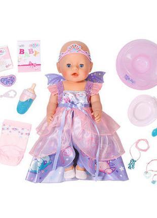 Кукла baby born, беби борн нежные объятия,малышка, фея, , zapf...