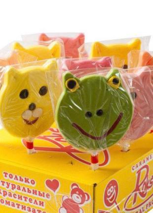 конфеты рокс на палочке