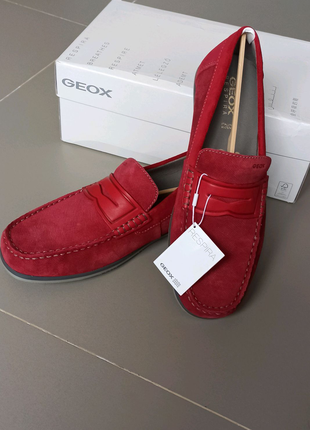 Мокасины Geox