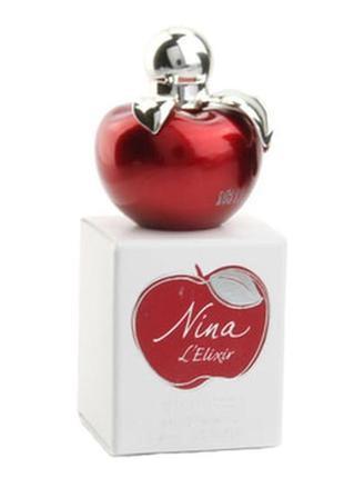 Nina ricci nina l'elixir,миниатюра,оригинал