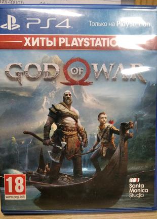 """Ps4 """"God of War"""" ігра"""