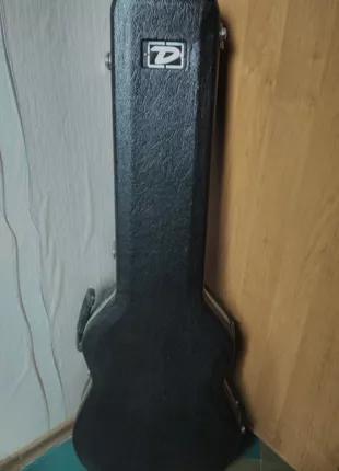Кейс для электрогитары dunlop strings