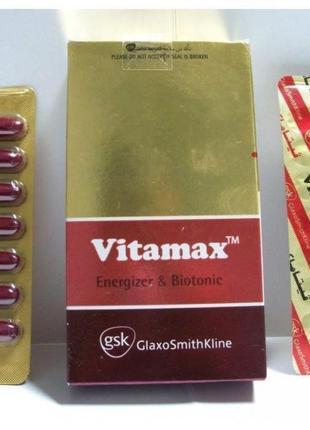 Витамакс™ (Vitamax®)Energizer Biotonic-комплекс витаминов