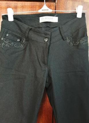 Брюки женские, штаны, стрейч