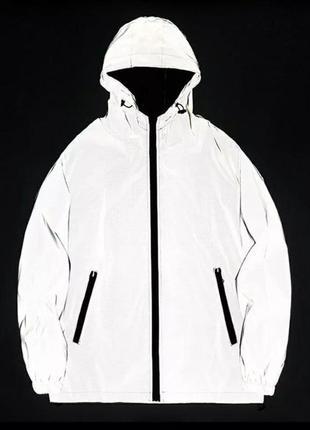 Рефлективная куртка фикус