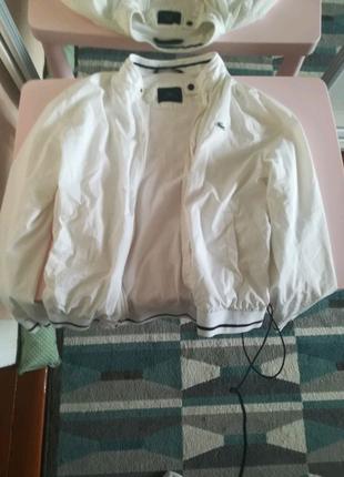Куртка/бомбер лакост(lacoste)