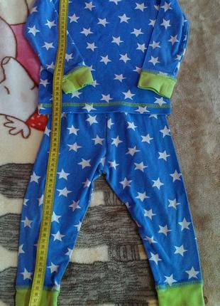 Комплект, пижама для мальчика 12-24 мес.