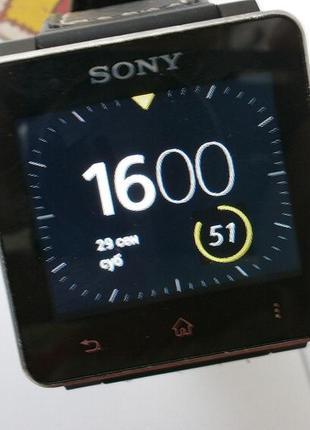 Смарт-часы Sony SmartWatch 2. Оригинал. Умные часы.