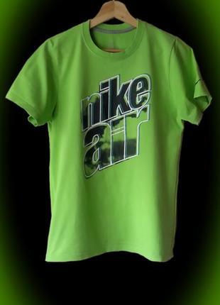 Оригинальная бесшовная футболка nike